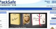 Packsafe Products Ltd