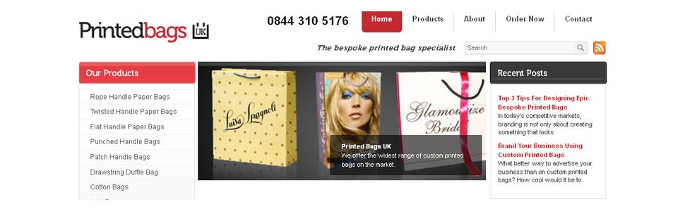 Printed Bags UK